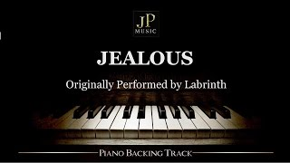Video Jealous by Labrinth (Piano Accompaniment) download MP3, 3GP, MP4, WEBM, AVI, FLV Maret 2018