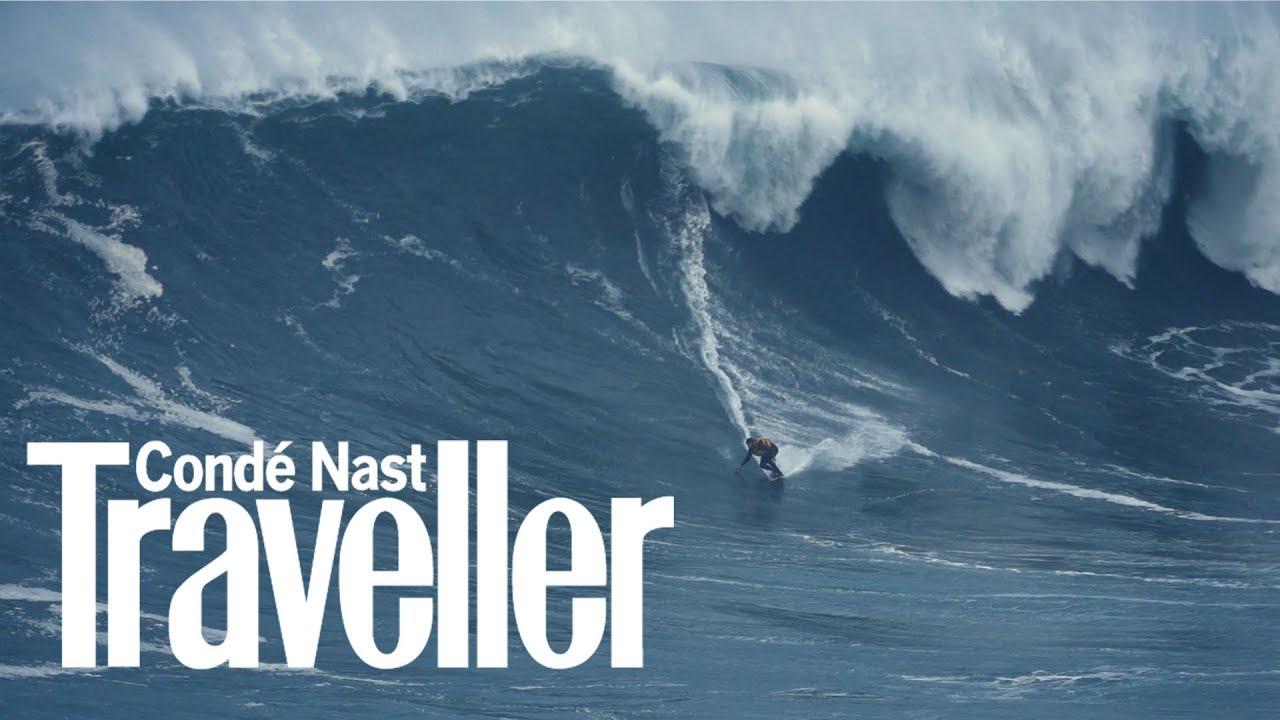 Nazare's Big Surf