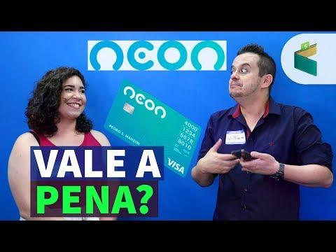 BANCO NEON - Vale a pena? Como funciona o app da Conta Digital da Neon Pagamentos!
