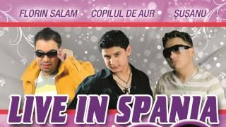 Colaj manele live - FLORIN SALAM, COPILUL DE AUR si SUSANU - live in Spania