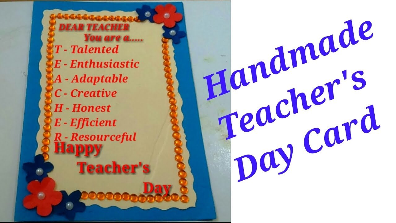 Teachers Day Greeting Cards Topsimages