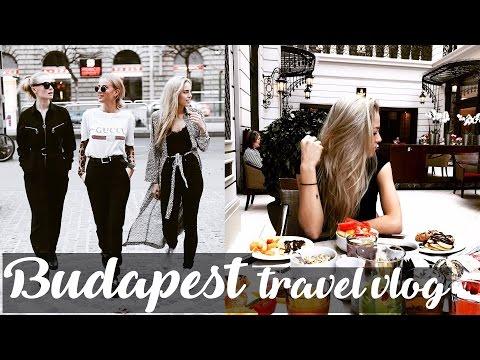 Budapest TRAVEL VLOG | Cornelia