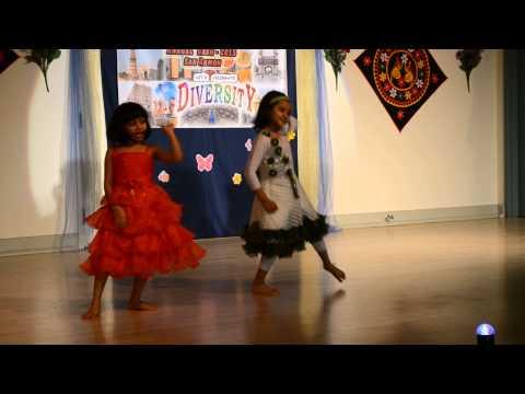 Disco Deewane by Eshita&Shreya