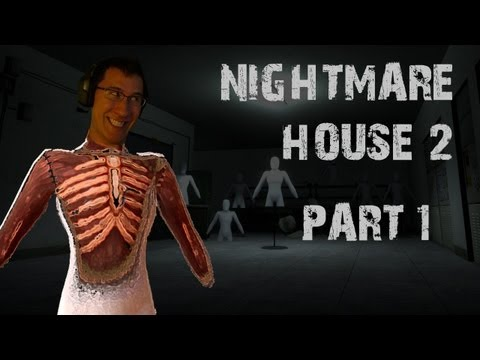 Nightmare House 2 | Part 1 | CRANK IT UP TO 11