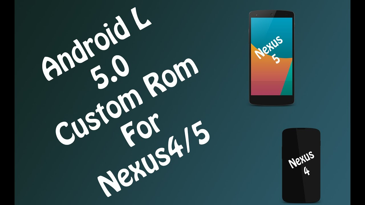 Image Result For Nexus  Custom Rom Best