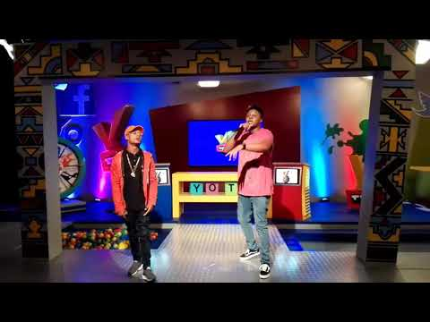 AB Crazy performing sorry at a kids show.