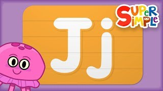 Alphabet Surprise | Turn & Learn ABCs | Learn Letter J