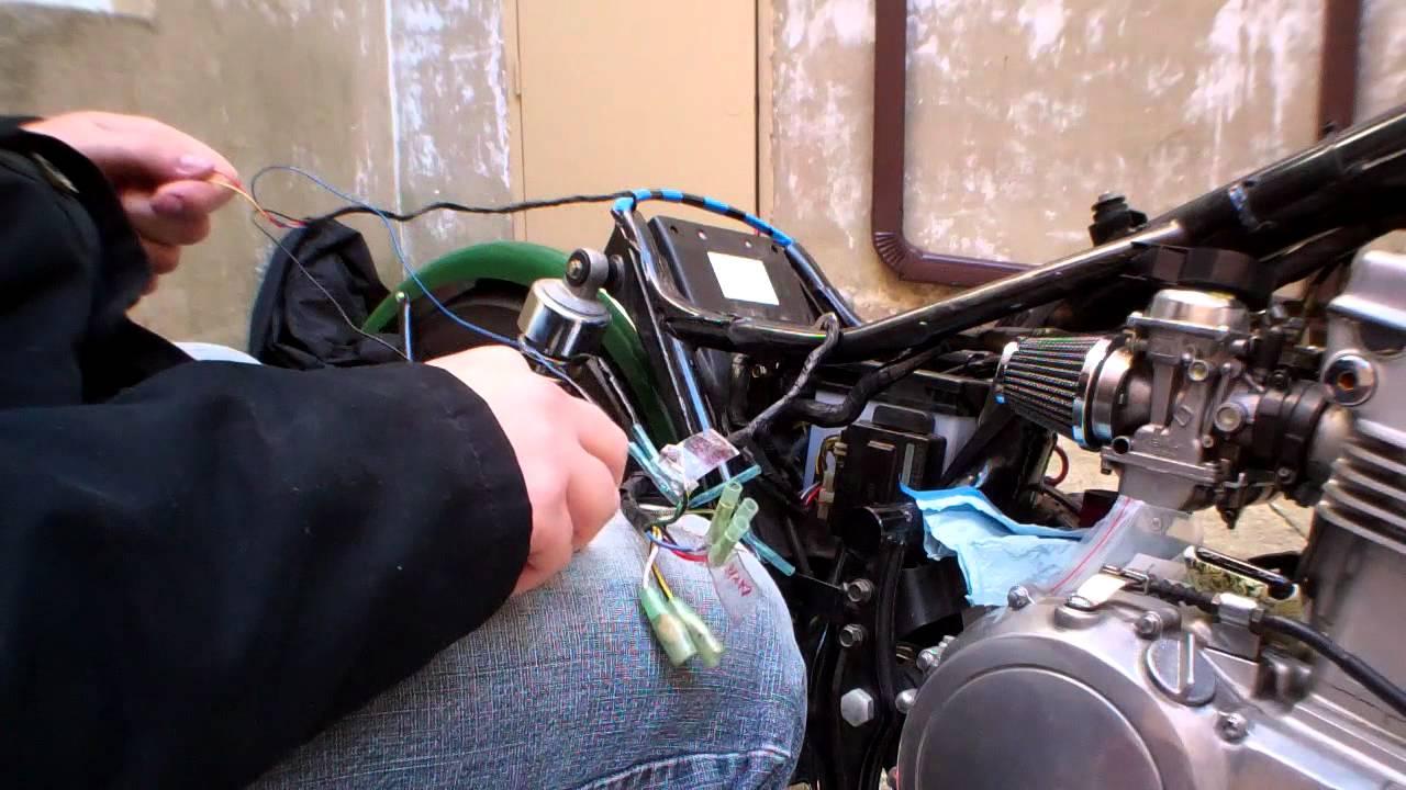 medium resolution of honda chopper wiring