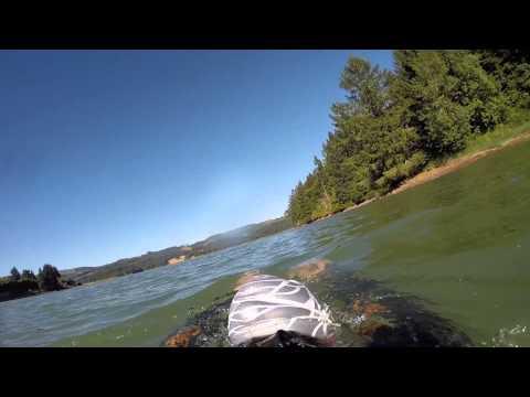 Hagg Lake Open Water Swim 07 16 2014