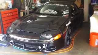 3000gt twin turbo first start up of 2015