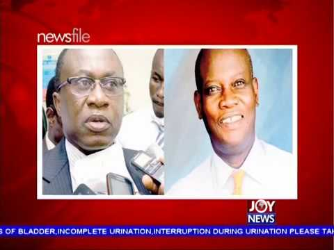 NCA's Missing $4m Saga - Newsfile on JoyNews (27-5-17)