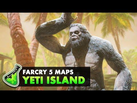 Far Cry 5 - Survive Yeti Island