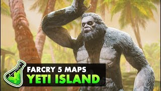 Far Cry 5 - Survive Yeti Island