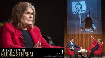 An Evening With Gloria Steinem