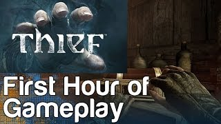 Thief - First Hour of Gameplay Part 1 (Xbox 360)