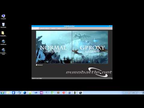 How to install Eurobattle.net 2014