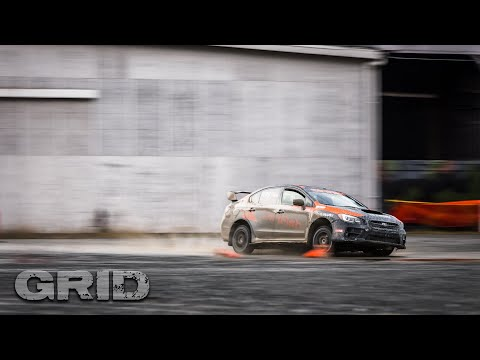 DirtFish Rally Courses - Grid