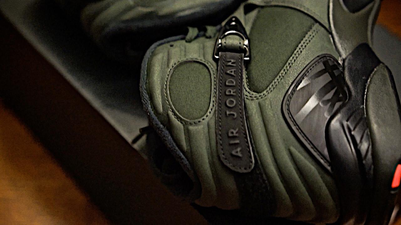 7001def3807189 Nike AIR JORDAN 8 RETRO