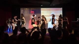 Beykent üniversitesi dominik bachata show