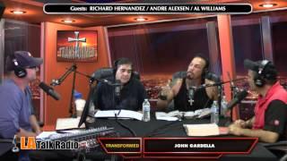 LA Talk Radio: Transformed 5-10-15