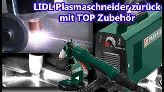 Lidl Plasmaschneider ist Zurück, mit Zubehör und extrem günstig!