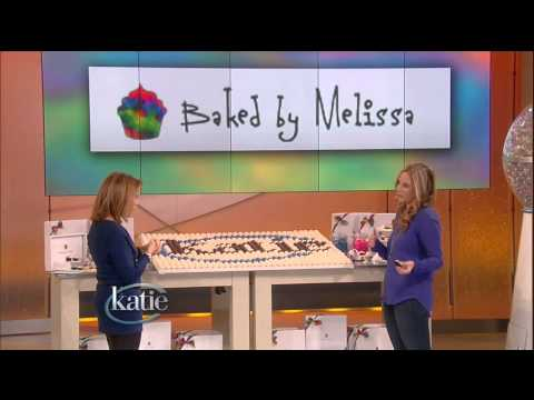 Melissa on the Katie Show with Katie Couric