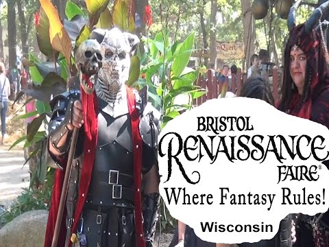 The Bristol Renaissance Faire!  All costumes!  2016