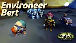 Environeer Bert Warcraft Pet Battle Daily Quest Berts Bots Strategy