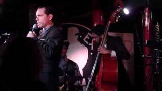 "Kurt Elling ""Samurai Hee-Haw"" @ Pizza Express Soho (London)"