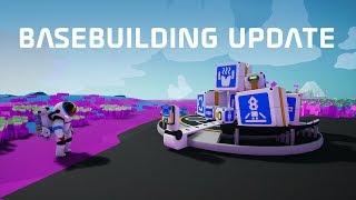 Astroneer - Basebuilding Update Trailer