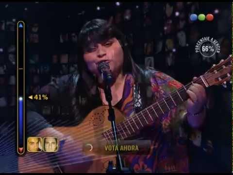 "Duelo: Daiana Colamarino canta ""Zamba para olvidar ""- Elegidos"