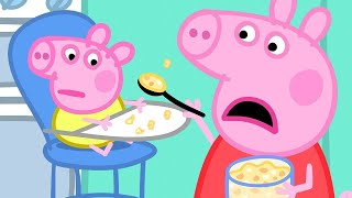 Peppa Pig Full Episodes | Baby Alexander | Kids Videos