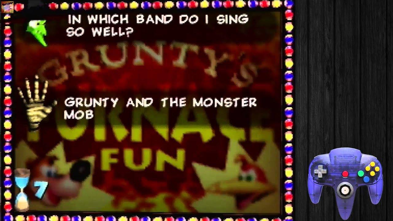 "Banjo-Kazooie ""Furnace Fun Moves"" glitch demonstration ..."