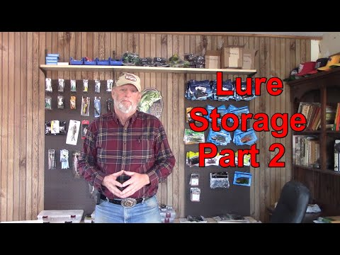 Lure Storage Part 2