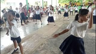 Shantik dance by AES Select Pupils_First Quarter Recognition