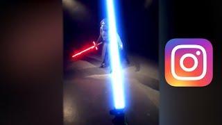 A Star Wars (Instagram) Story | Jay & Arya