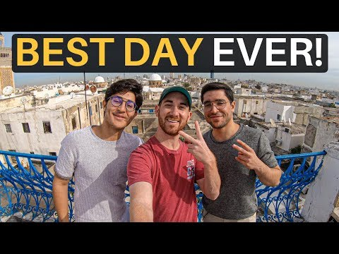 BEST DAY EVER!! (Meeting Strangers in Tunisia)