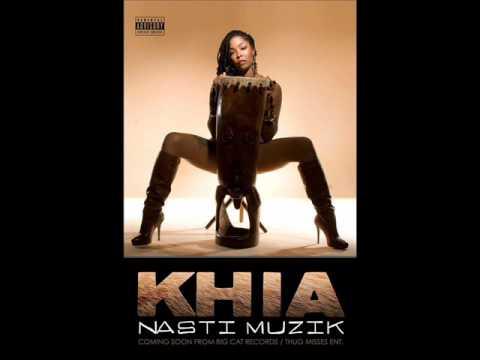 ♔ Khia - Nasti Muzik (Chipmunk Version)