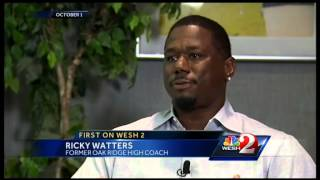 Report: Former NFL star Ricky Watters used racial slurs while coaching
