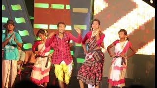 New Santali Video | Bela Kuti Kuti Kan Khojuchhi | Baripada Palabani Program 2017
