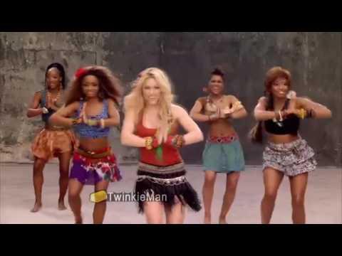 iDubbbzTV  Shakira Waka Waka meme