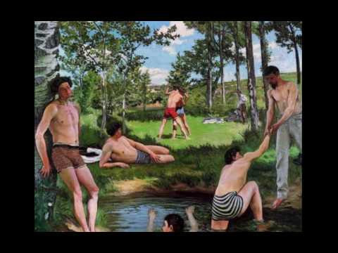 Favorite Artists: Frederic Bazille