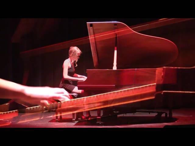 Jade Wilson - Piano - Night of 1000 Stars