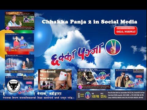 Chhakka Panja 2 in Social Media: Oslo, Norway