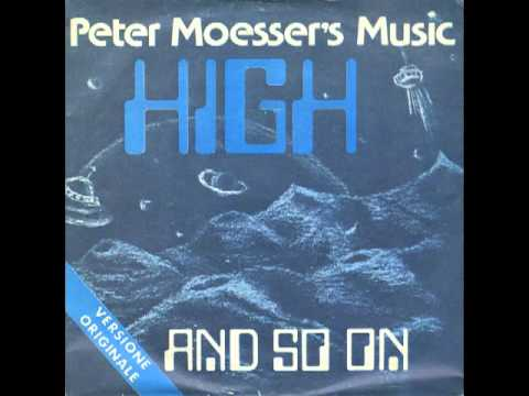 Peter Moesser's Music - And So On (1977)