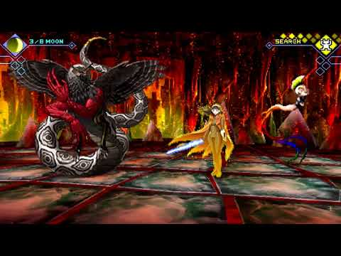 Shin Megami Tensei Strange Journey Redux Boss FINAL Alex [EXPERT]