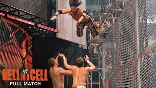 FULL MATCH - Bryan vs. Morrison vs. Miz - Submissions Count Anywhere Match: WWE Hell in a Cell 2010