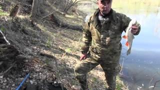 Риболовля на р. Сакмара. Південний Урал