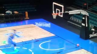 NBA2K13 Michael Jordan gara di schiacciate(in allenamento) vs Simone Giaroli(io)