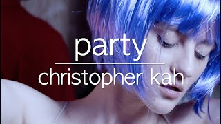 Christopher Kah - PARTY (RE/SET EP)